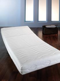 Kaltschaum-Matratze Vital, Bezug: Doppeljersey-TENCEL® (56%, Weiß, 90 x 200 cm