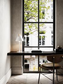 Lampa stołowa Strap, Biały, Ø 25 x W 55 cm
