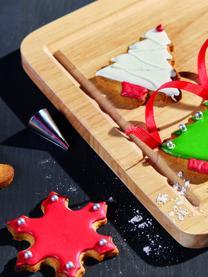 Weihnachtsplätzchen-Backset Christmas Cookie, 38-tlg., Mehrfarbig, Set mit verschiedenen Größen