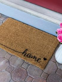 Wycieraczka Just For Your Home, Brązowy, czarny, S 40 x D 60 cm