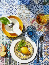 Tappetino in vinile riciclabile Pablo, Vinile, riciclabile, Multicolore, Larg. 136 x Lung. 203 cm