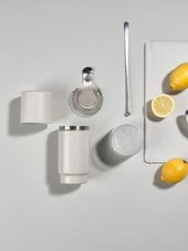 Cocktail-Shaker Rocks, Stahl, Polypropylen, Grau, Ø 8 x H 21 cm