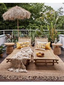 Bain de soleil en bambou Mandisa, Bambou