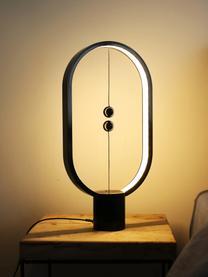 Moderne LED-Tischlampe Heng, Weiß, 20 x 40 cm