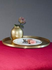 Vassoio Tolne, Alluminio ottonato, Ottone, Ø 35 cm