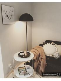 Lampadaire moderne Matilda, Noir