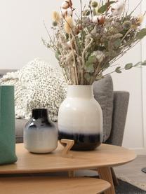Salontafelset Bloom met eikenhoutfineer, 2 delig, Eikenhoutkleurig, Set met verschillende formaten