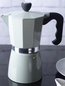 Cafetière à espresso Classic, Menthe, noir, aluminium