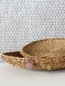Komplet misek dekoracyjnych Sophy, 2 elem., Trawa morska, Brązowy, Komplet z różnymi rozmiarami