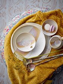 Tazza fatta a mano con bel gradiente April, Gres, Tonalità beige, Ø 9 x Alt. 8 cm