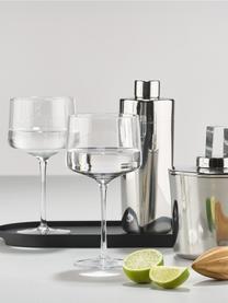 Weingläser Copa, 2 Stück, Kristallglas, Transparent, Ø 9 x H 19 cm