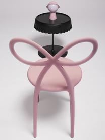 Stoel Ribbon, Kunststof (polypropyleen), Roze, 53 x 85 cm