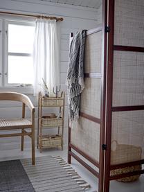Súprava bambusových úložných košov Jun, 2 diely, Béžová