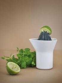 Zitruspresse Ella, Kunststoff, Weiß, Grau, 330 ml