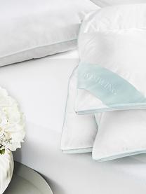 Puchowa kołdra Comfort, bardzo lekka, Biały, S 155 x D 220 cm