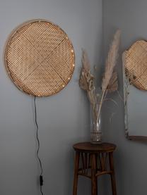 Applique LED en rotin avec prise secteurAruba, Rotin