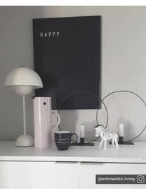 Thermoskan EM77 in glanzend roze, 1 L, ABS, aan de binnenkant met glazen inleg, Lavendelkleurig, 1 l