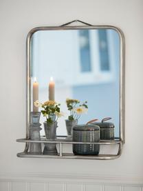 Kandelaar Sivia, Glas, Transparant, Ø 5 x H 16 cm