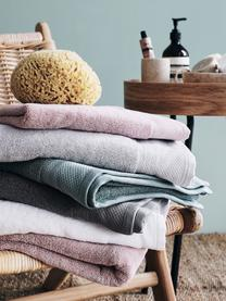 Handdoekenset Premium, 3-delig, Wit, Set met verschillende formaten