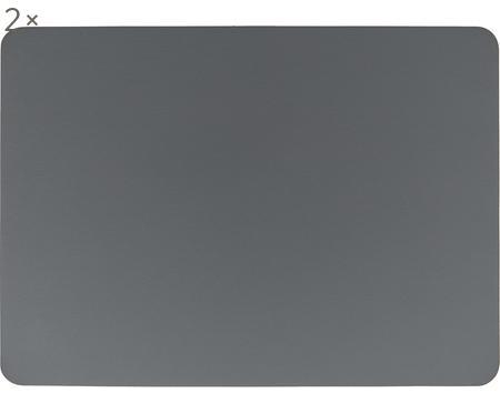 Tovaglietta americana in similpelle Pik 2 pz