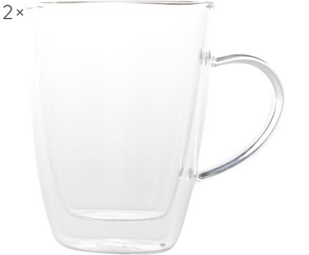 Bicchieri da tè a doppia parete Isolate, 2 pz.