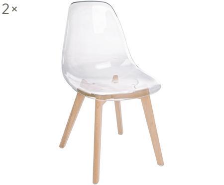 Krzesło Easy, 2 szt.