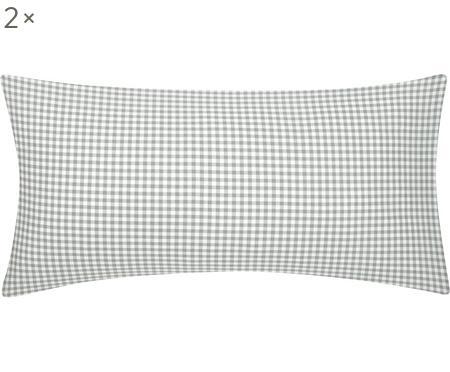 Poszewka na poduszkę z bawełny Scotty, 2 szt.