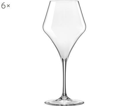 Ensemble de verres à vin rouge ballon Aram, 6élém.
