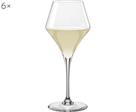 Ensemble de verres ballon à vin blanc Aram, 6élém.