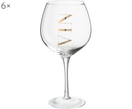 Bicchiere da vino Vin 6 pz