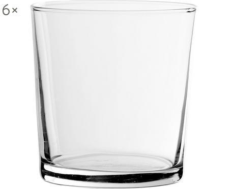 Bicchiere acqua Simple 6 pz