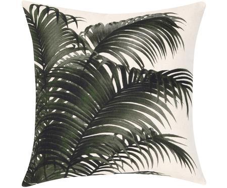 Kissenhülle Palmeira mit Palmenprint