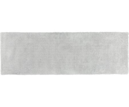 Tapis de couloir épais et moelleux gris clair Leighton