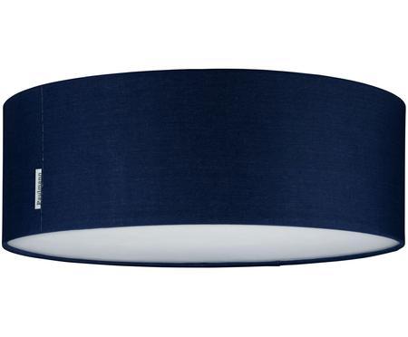 Plafondlamp Mari in donkerblauw