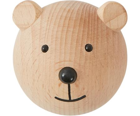 Patère en bois de hêtre Bear