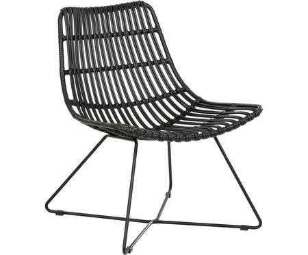 Krzesło ze splotu z tworzywa sztucznego Sola