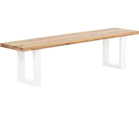 Panca in legno di quercia Oliver