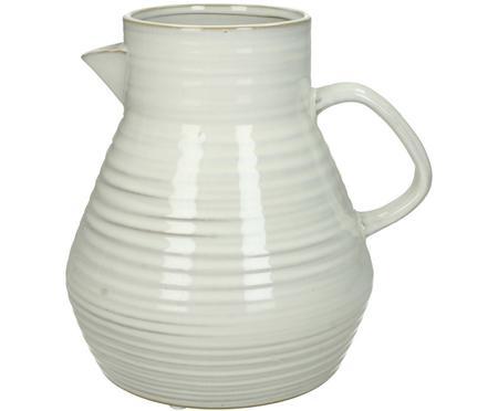 Krug-Vase Pitcher aus Steingut