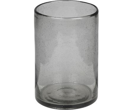 Handgefertigte Glas-Vase Spring