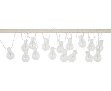 LED-Lichterkette Partaj, 950 cm