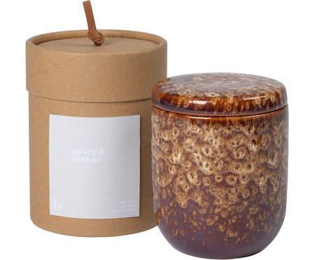 Duftkerze Spiced Amber (Ambra)