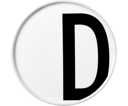 Design Frühstücksteller Personal mit Buchstaben (Varianten von A bis Z)