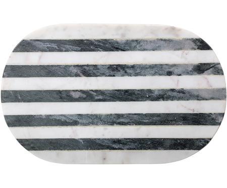 Marmor-Schneidebrett Stripes, L 37 x B 23 cm