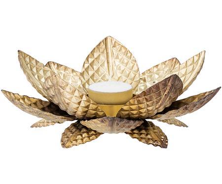Portavelas Lotus