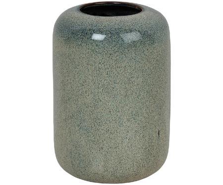 Vase Blue Ocean aus Keramik