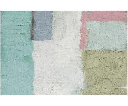 Impresión digital sobre lienzo Nach Color III