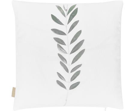 Kissenhülle Botanical mit Olivenzweig