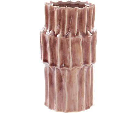 Handgefertigte Vase Rosalina aus Keramik