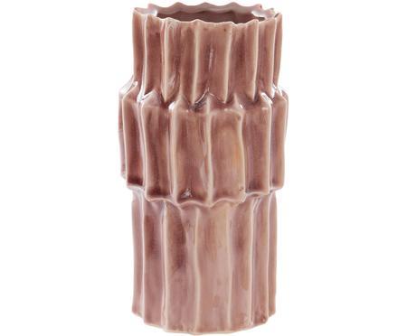Jarrón artesanal de cerámica Rosalina
