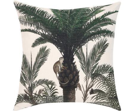 Kissenhülle Balu mit Palmenprint